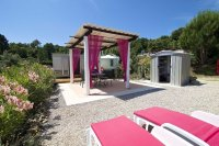 Luxe 6 pers. Chalet met airco