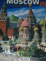 Moscow 160 Colour Illustrations Moskou