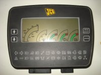 Instrumentenpaneel  JCB TM320 DISPLAY