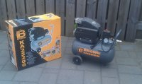 Compressor Brown KR 100-400M