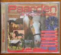 Cd-roms over paarden.