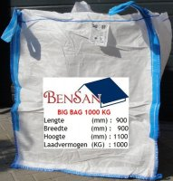 Big bag 1000 kg  bensan
