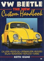 Vw beetle the new custom handbook