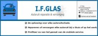 Autoruit-Reparatie&Vervanging Bij ,I.F.Glas