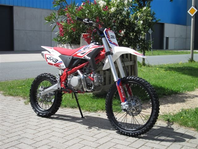 O R I O N 140cc AGB - 29 B Dirt Bike X L Edition... te ...
