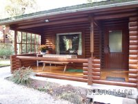 Finse chalet 35j oud, met sauna