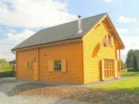 Ardennen: comfortabele vrijstaande chalet met sauna