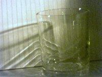 20 Glazen 7,4 cm doorsnede x