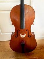 Prachtige cello