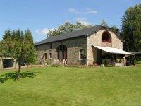 Ardennen 6-12p stijlvol gezellig vakantiehuis