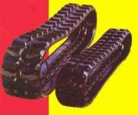 Aangeboden: Nieuwe rubberen rupsen voor elke graver € 75,-