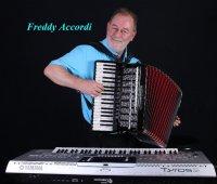 Accordeonist 'Freddy' Eernegem