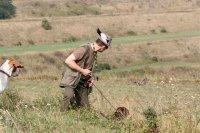 Oefenveld voor jachthond gezocht