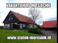 Te huur groot huis/boerderij in Tsjechie