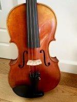 Prachtige alt-viool