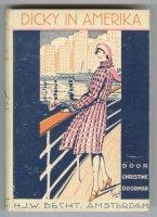 Dicky in Amerika - door Christine