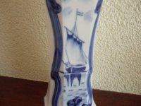 Antieke Vaas, met Bootafdruk, hoog 23