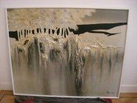 Aangeboden: Schilderij - modern schilderij van Stephen Kaye -