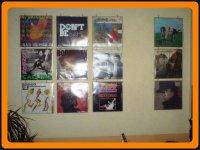 Vinyl muur systeem