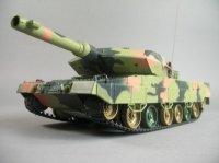 Aangeboden: Radiografische A5 Leopard II tank 1:24 € 69,95