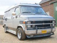 Chevrolet Chevy Van G-20 met nieuwe