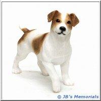Honden crematie as beeldjes vele modellen