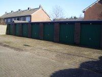 Te huur garagebox in Harderwijk Ede