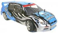 Aangeboden: Radiografische auto Lancer EVO 4WD HBX 1:10 € 129,95