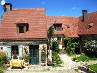 Dordogne Romantisch Mooie vakantiehuis, Zwembad, Calme,