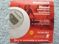 Honeywell modulerende kamerthermostaat, no.884