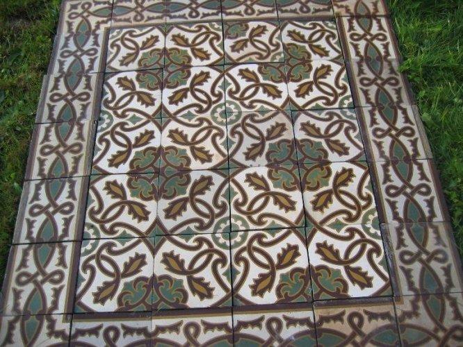 Tegels Te Koop : Oude antieke tegels vloertegels cementtegels f te koop