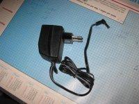 Adoptor voeding 12 volt