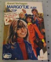 Margo\'tje aan de top door Annet