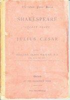 Shakespeare Julius Caesar Oxford Clarendon Press