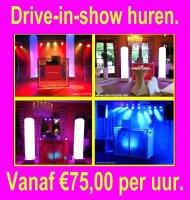 €199,00 Muziek Duo, one-man-band, drive-in show,