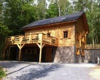 Zeer luxe chalet met sauna en