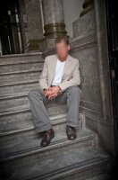Gigolo escort en prive verwendiensten David