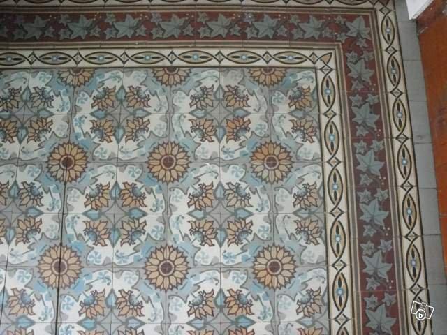 Oude antieke tegels vloertegels cementtegels vloer h te koop