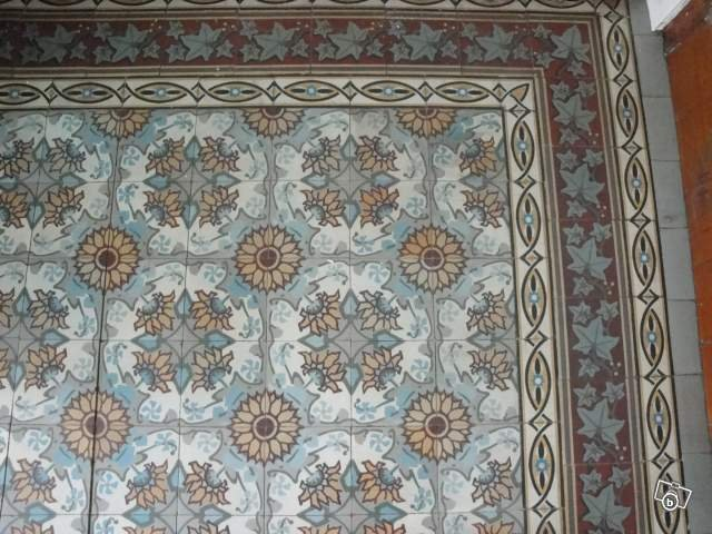 Oude Antieke Tegels Vloertegels Cementtegels Vloer H30 Te
