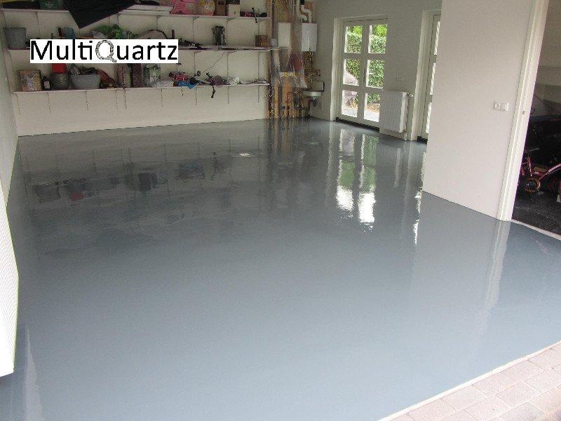 Vloer coaten garage: coatingvloer coating vloeren coatingvloeren