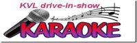 Drive-inshow & zanger & karaoke