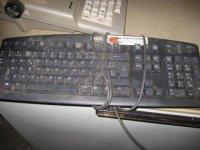 Dell toetsenbord
