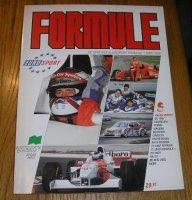 Eurosport Formule 1, Start 1996