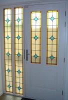 AvD-Glas, glas-in-lood / glas in lood