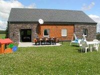 Ardennen 5-10p: vakantiehuis honden welkom