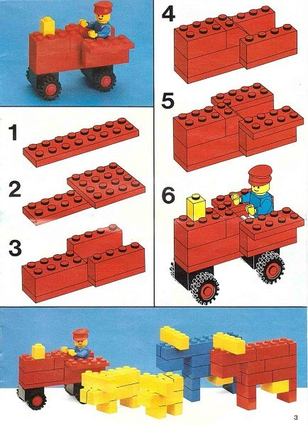 Lego Ideas Building Instructions