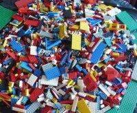 Zeer vele lego bouwtekeningen  1954-2009