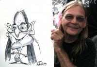 Sneltekenaar Karikaturist Karikatuurtekenaar Cartoonist