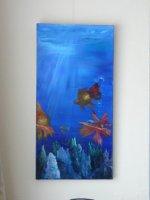 Onderwaterscène