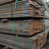 Oud / Gebruikt steigerhout dikte 3,7